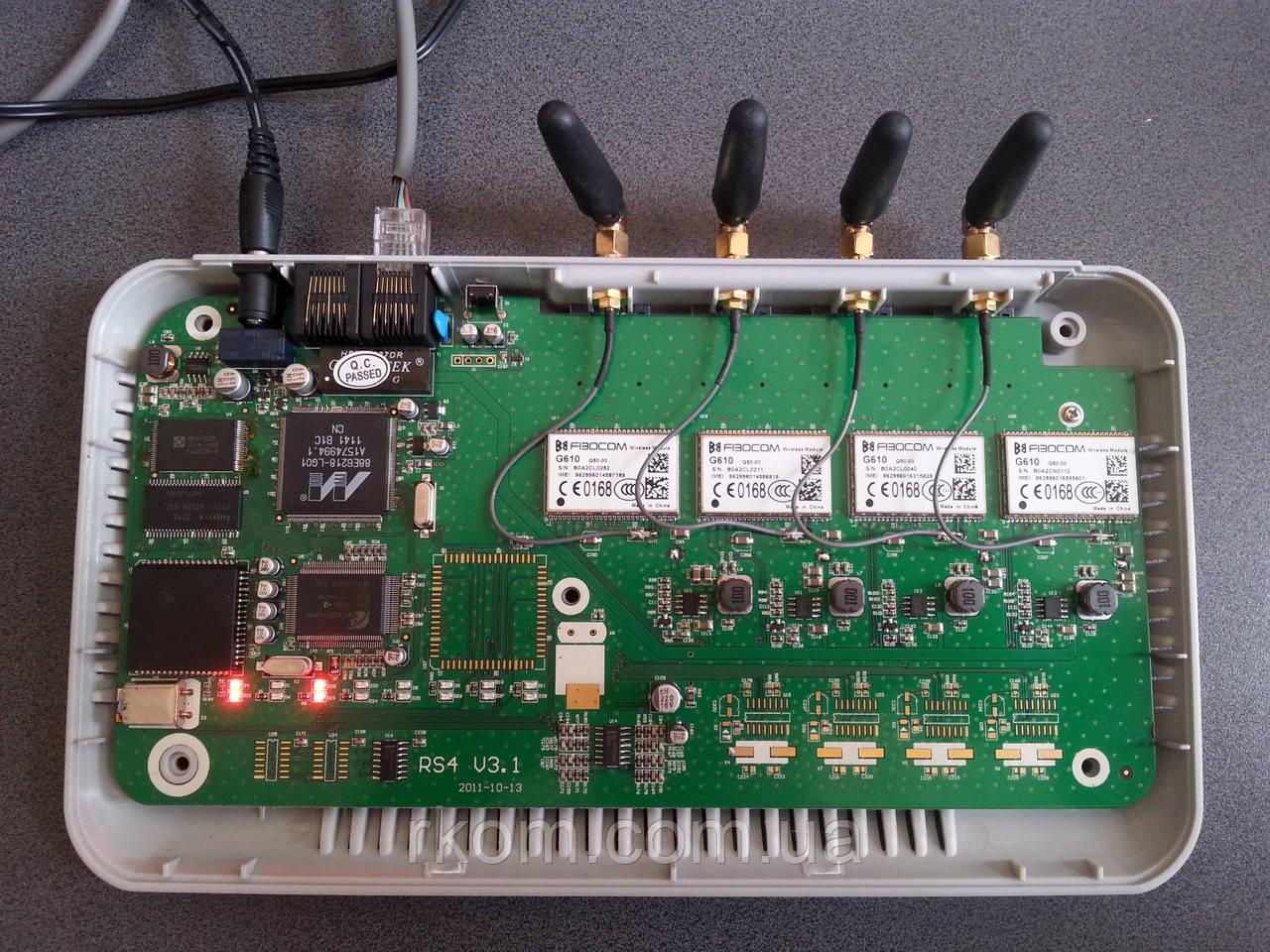 Ремонт IP / GSM шлюзов