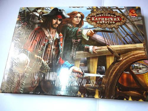 Настольная игра Сокровища карибских пиратов