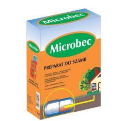 """Засіб для септиків, вигрібних ям Microbec Bros""""1 кг"""