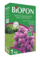 """Добриво гранульоване """"BIOPON"""" для  рододендронів і азалій  1кг"""