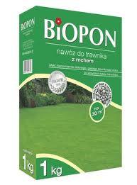 """Добриво гранульоване """"Biopon"""" для газонів 1кг"""