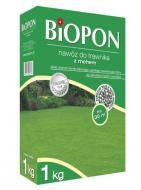 """Добриво гранульоване """"Biopon"""" для газонів з мохом 1кг, фото 2"""