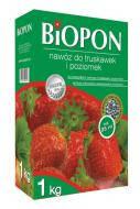 """Добриво гранульоване """"Biopon"""" для полуниці та суниці 1кг"""