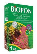 """Добриво гранульоване """"Biopon"""" для садових квітів 1кг"""