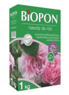 """Добриво гранульоване """"Biopon"""" для троянд 1кг"""