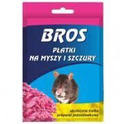 """Родентицидний засіб 'BROS Пластівці від мишей і пацюків"""" 50гр, фото 2"""