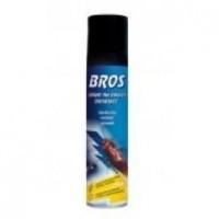 """Інсектицидний засіб """"BROS Аерозоль від нелітаючих комах """" 400мл"""