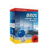 """Інсектицидний засіб """"BROS Електрофумігатор+ рідина від мух 60 днів """""""