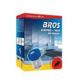 """Інсектицидний засіб """"BROS Електрофумігатор+ рідина від мух 60 днів """", фото 2"""