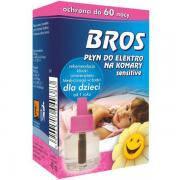 """Інсектицидний засіб """"BROS рідина для електрофумігатора від комарів для дітей 60ночей"""", фото 2"""