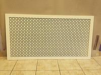 Экран декоративный ОМЕГА БЕЛЫЙ 90см*60см