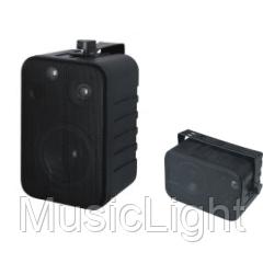 Настенная акустическая система BIG MSBPA4 BLACK 100V