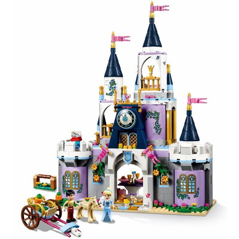 Конструктор Happy Princes - Замок Принцессы 37063 588 деталей