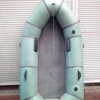 Лодка резиновая полуторка