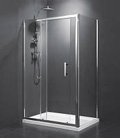 Душевая кабина (угол) прямоугольная Dusel A-515 (120*90*190) clear (прозрачное стекло)