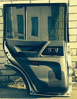 Петля двери левой задней комплект Mitsubishi Pajero III