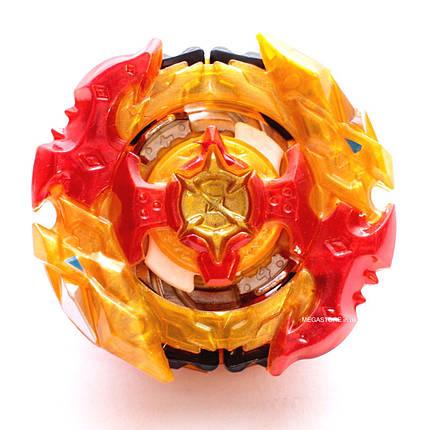 Волчок Бейблэйд Спрайзен С5 0Вол Зета (Бейблейд 5 сезон) Beyblade Cho-Z Spriggan S5 0Wall Zeta (B-128-01 SUN™), фото 2