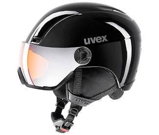 Шлемы UVEX hlmt 400 visor 2019