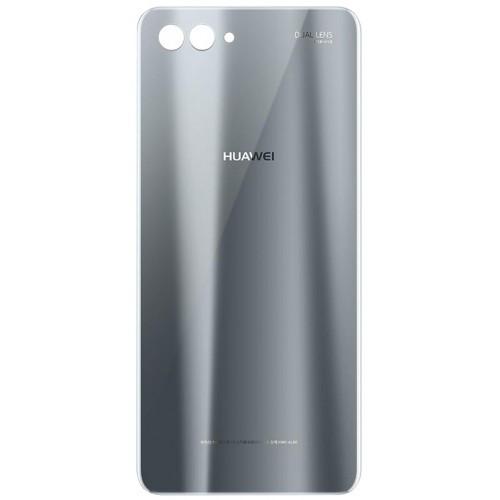 Задняя панель корпуса для смартфона Huawei Nova 2s, серая