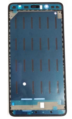 Рамка кріплення дисплея для смартфону Xiaomi Mi5s Plus, чорна