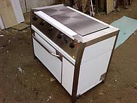 Плита электрическая трехконфорочная с духовкой