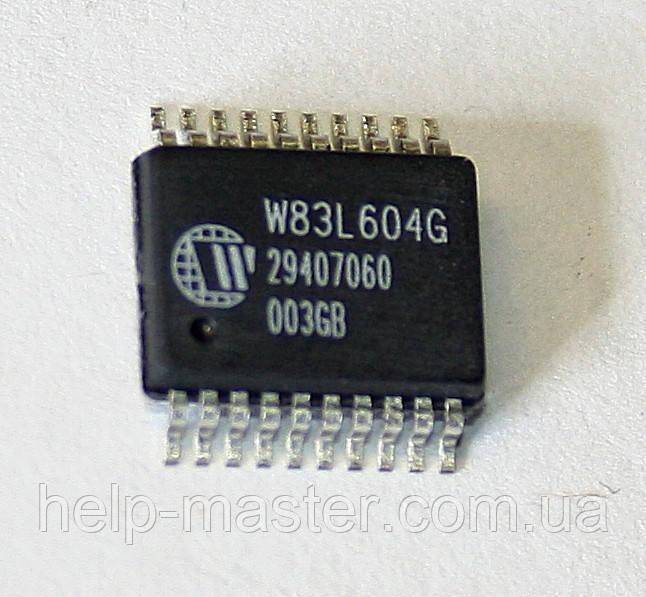 Микросхема W83L604G (SSOP-20)