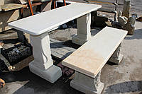 Стол из камня, фото 1