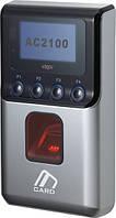 Влагозащищенный и морозостойкий считыватель отпечатков пальца AC2100