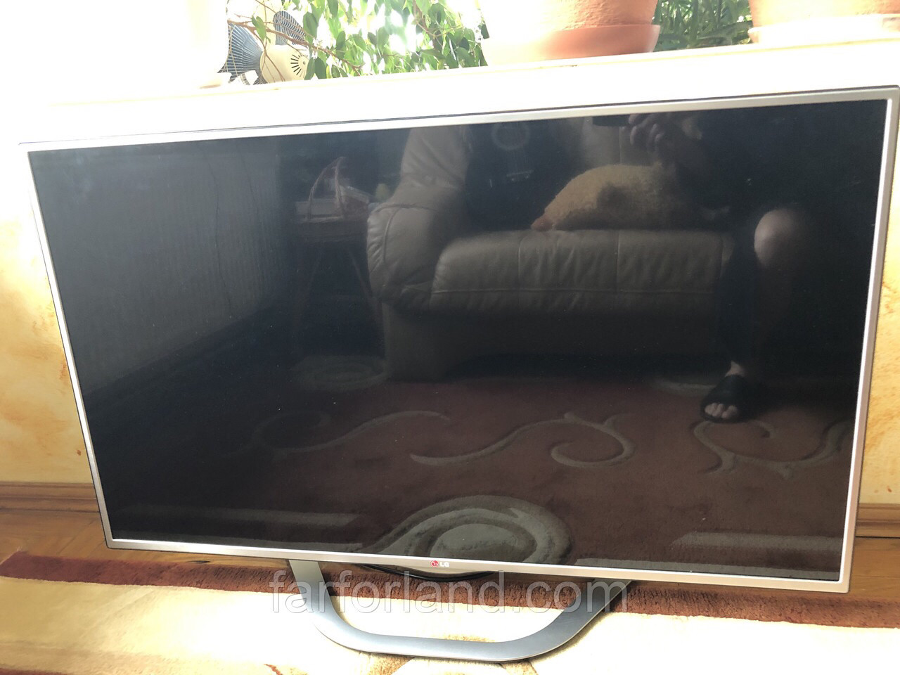 """LG 47LN6138 LED телевізор 119,4 см (47"""") Full HD Smart TV Wi-Fi"""