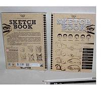 "Блокнот ""Sketch Book"",DankoToys"
