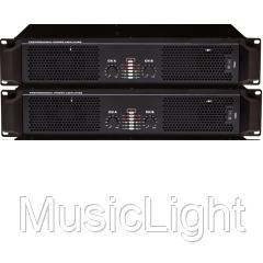 Цифровой усилитель с тороидальным блоком питания Big AMPDIG800 2*400W(4ohm)