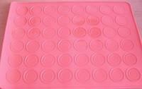"""Силиконовый коврик для выпечки """"Macarons"""""""