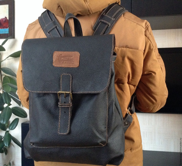 Городской рюкзак 7