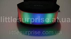 Bluetooth ( блютуз ) колонка портативная HY-BT-810 с MP3, USB и FM-pад