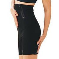 Шорты для похудения, высокая талия, застёжка - боковая молния(р-ры:M,L,,XL,XXL).