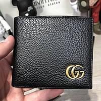 Бумажник Gucci Slender Wallet GG Marmont Black, фото 1