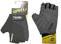 """Перчатки Spelli SBG-1457 Black """"L"""""""