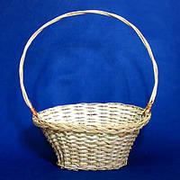 Плетеная корзина для подарков из лозы