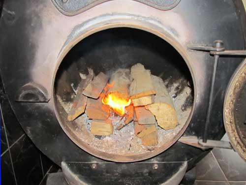 Средство для быстрого розжига огня