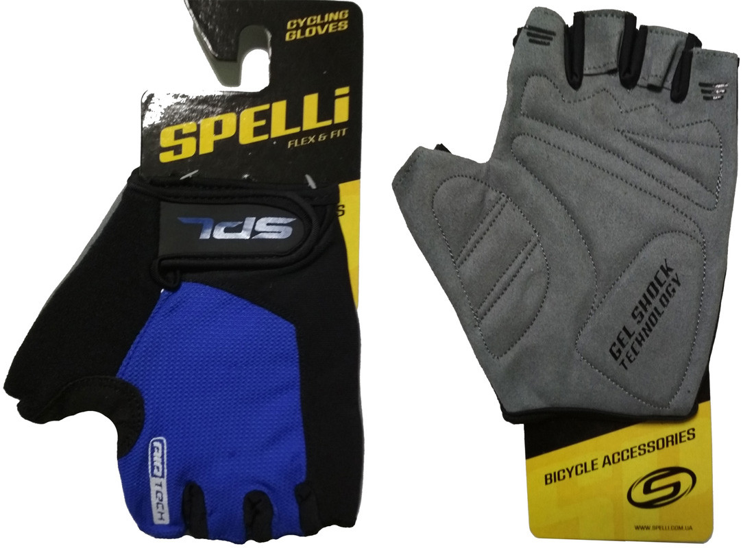 "Перчатки Spelli SBG-1457 Blue ""S"""