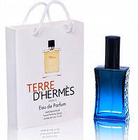 Парфум в подарунковій упаковці HERMES TERRE d'hermes 50 ML., фото 2