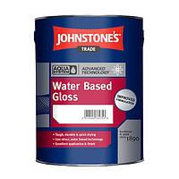 Акриловая эмаль Johnstones Water Based Gloss 1 л