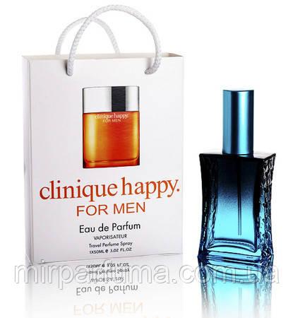 Парфюм в подарочной упаковке CLINIQUE HAPPY FOR MEN  50 ML., фото 2