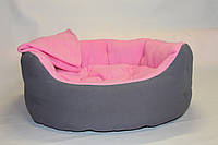 Спальное место - кроватка для собак и кошек с покрывалом