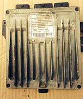 Блок управления двигателем Nissan Almera N16 Delfi 82002308214 / 8200129866 / R0410C053C