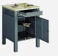 Металлический стол для мастерской АМК/смм-2 750х600х600 мм