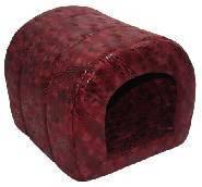 """Мягкий домик для котов и собак , тоннель """"Встреча"""""""