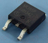MOSFET N-канал 600В 9А Infineon IPD60R385CP TO252