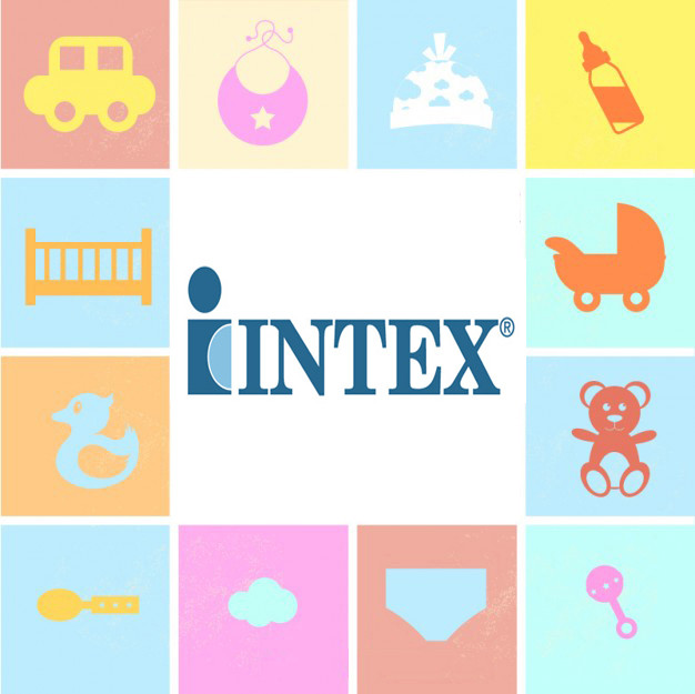 Intex, Bestway надувные товары