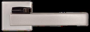Дверные ручки MVM Z-1410 BN-SBN черный никель/матовый черный никель